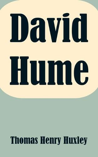 David Hume (Paperback)