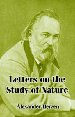 Letters on the Study of Nature (Paperback)