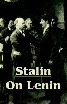 Stalin on Lenin (Paperback)