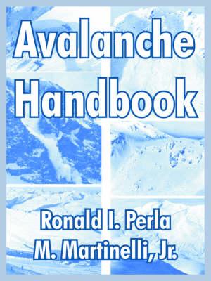 Avalanche Handbook (Paperback)