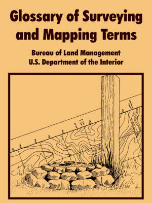 Glossary of Surveying and Mapping Terms (Paperback)