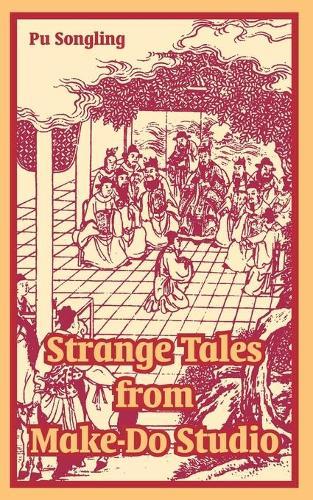 Strange Tales from Make-Do Studio (Paperback)