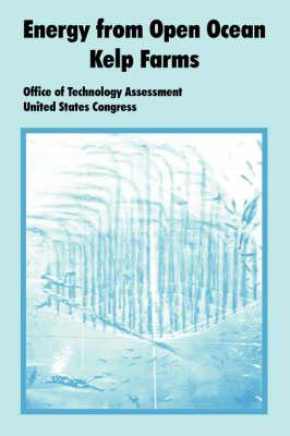 Energy from Open Ocean Kelp Farms (Paperback)