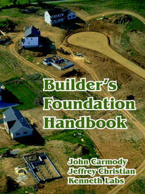 Builder's Foundation Handbook (Paperback)