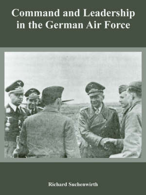 Command and Leadership in the German Air Force (Paperback)