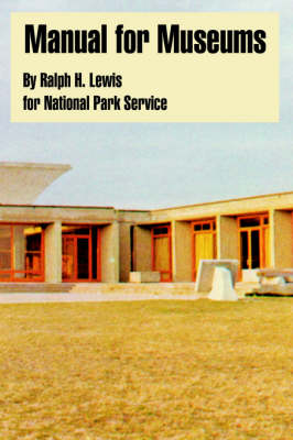 Manual for Museums (Paperback)