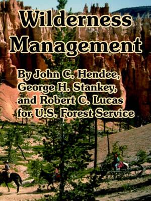 Wilderness Management (Paperback)