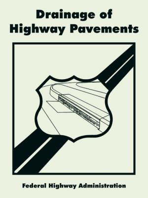Drainage of Highway Pavements (Paperback)
