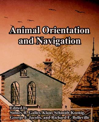 Animal Orientation and Navigation (Paperback)
