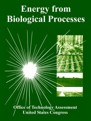Energy from Biological Processes (Paperback)