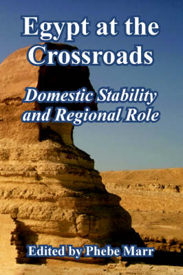 Egypt at the Crossroads: Domestic Stability and Regional Role (Paperback)