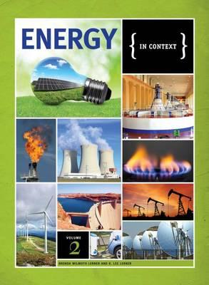 Energy in Context: 2 Volume Set - Energy in Context (Hardback)