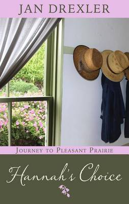 Hannah's Choice - Journey to Pleasant Prairie 01 (Hardback)