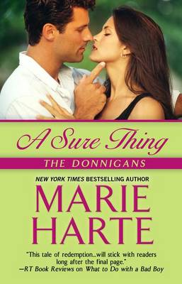 A Sure Thing - Donnigans (Hardback)