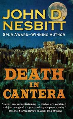 Death in Cantera (Hardback)