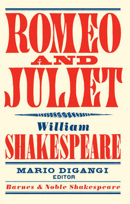 Romeo and Juliet (Barnes & Noble Shakespeare) (Paperback)