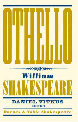 Othello (Barnes & Noble Shakespeare) (Paperback)