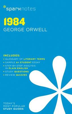 1984 SparkNotes Literature Guide - SparkNotes Literature Guide (Paperback)