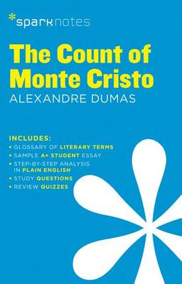 The Count of Monte Cristo SparkNotes Literature Guide (Paperback)
