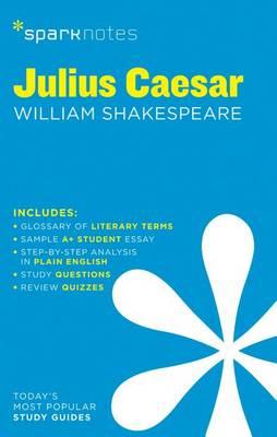 Julius Caesar SparkNotes Literature Guide (Paperback)