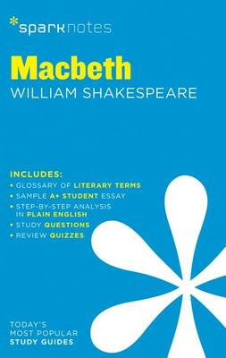 Macbeth SparkNotes Literature Guide (Paperback)