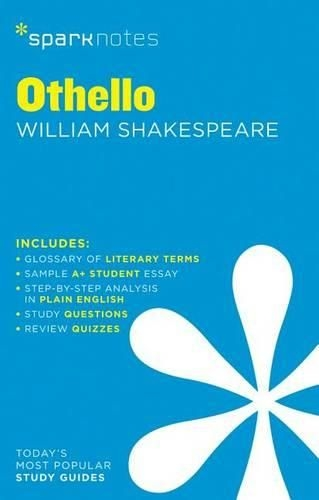Othello SparkNotes Literature Guide - SparkNotes Literature Guide (Paperback)