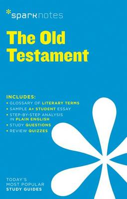 Old Testament SparkNotes Literature Guide (Paperback)