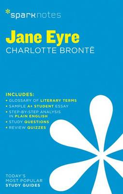 Jane Eyre SparkNotes Literature Guide - SparkNotes Literature Guide Series (Paperback)