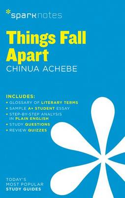 Things Fall Apart SparkNotes Literature Guide (Paperback)
