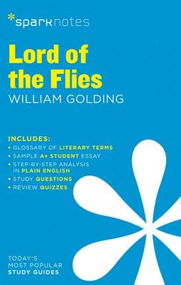 Lord of the Flies SparkNotes Literature Guide - SparkNotes Literature Guide Series (Paperback)