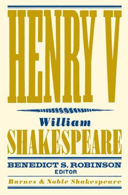 Henry V (Barnes & Noble Shakespeare) (Paperback)