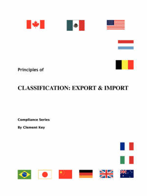 Principles of Classification: Export and Import (Paperback)