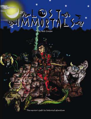 Lost Immortals (Paperback)