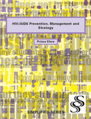 HIV/AIDS Prevention, Management and Strategy (Paperback)