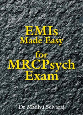EMIs Made Easy for MRCPsych Exam (Paperback)