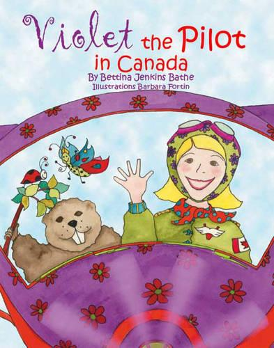 Violet the Pilot in Canada (Paperback)
