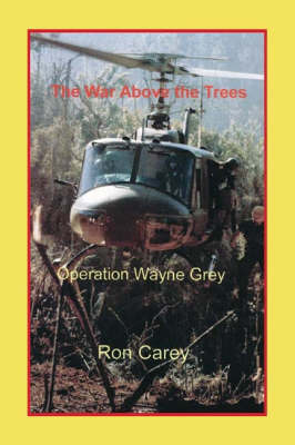The War Above the Trees (Paperback)