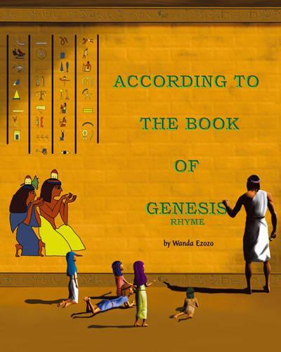 According to the Book of Genesis Rhyme (Paperback)