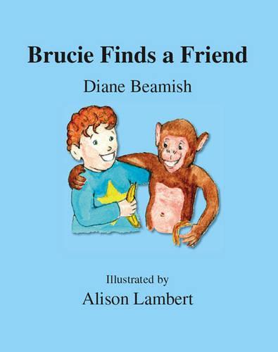 Brucie Finds a Friend (Paperback)
