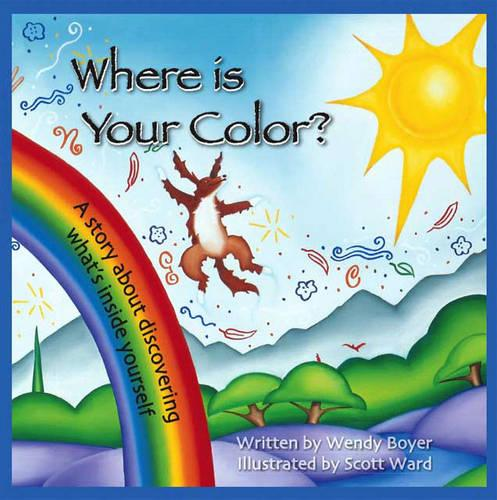 Where is Your Color? (Paperback)
