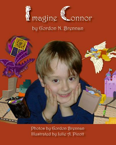 Imagine Connor (Paperback)