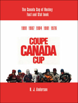 The Canada Cup of Hockey Fact and Stat Book (Paperback)