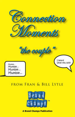 Connection Moments: The Couple (Paperback)