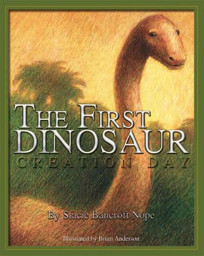 The First Dinosaur Creation Day (Paperback)