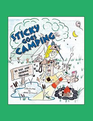 Sticky Goes Camping (Paperback)
