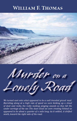 Murder on a Lonely Road (Paperback)