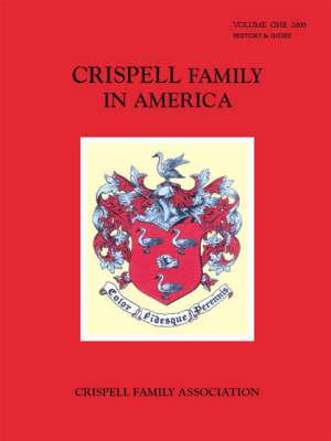 Crispell Family in America (Paperback)