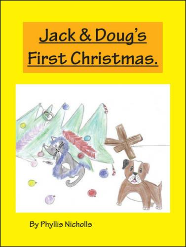Jack and Doug's First Christmas (Paperback)