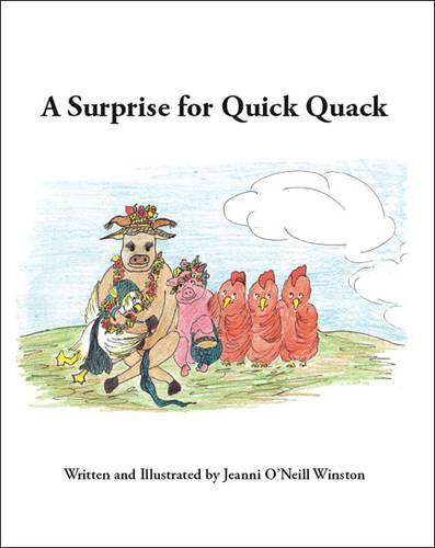 A Surprise for Quick Quack (Paperback)