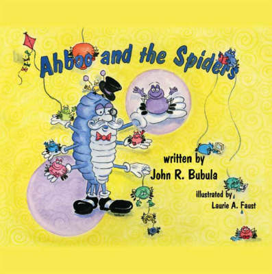 Ahboo and the Spiders (Paperback)